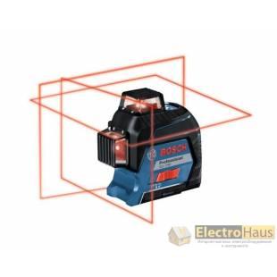 Лазерный нивелир Bosch GLL 3-80 (AA) + carrying case